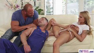 Bi handyman – Angel Piaff, Tomm, Andy West